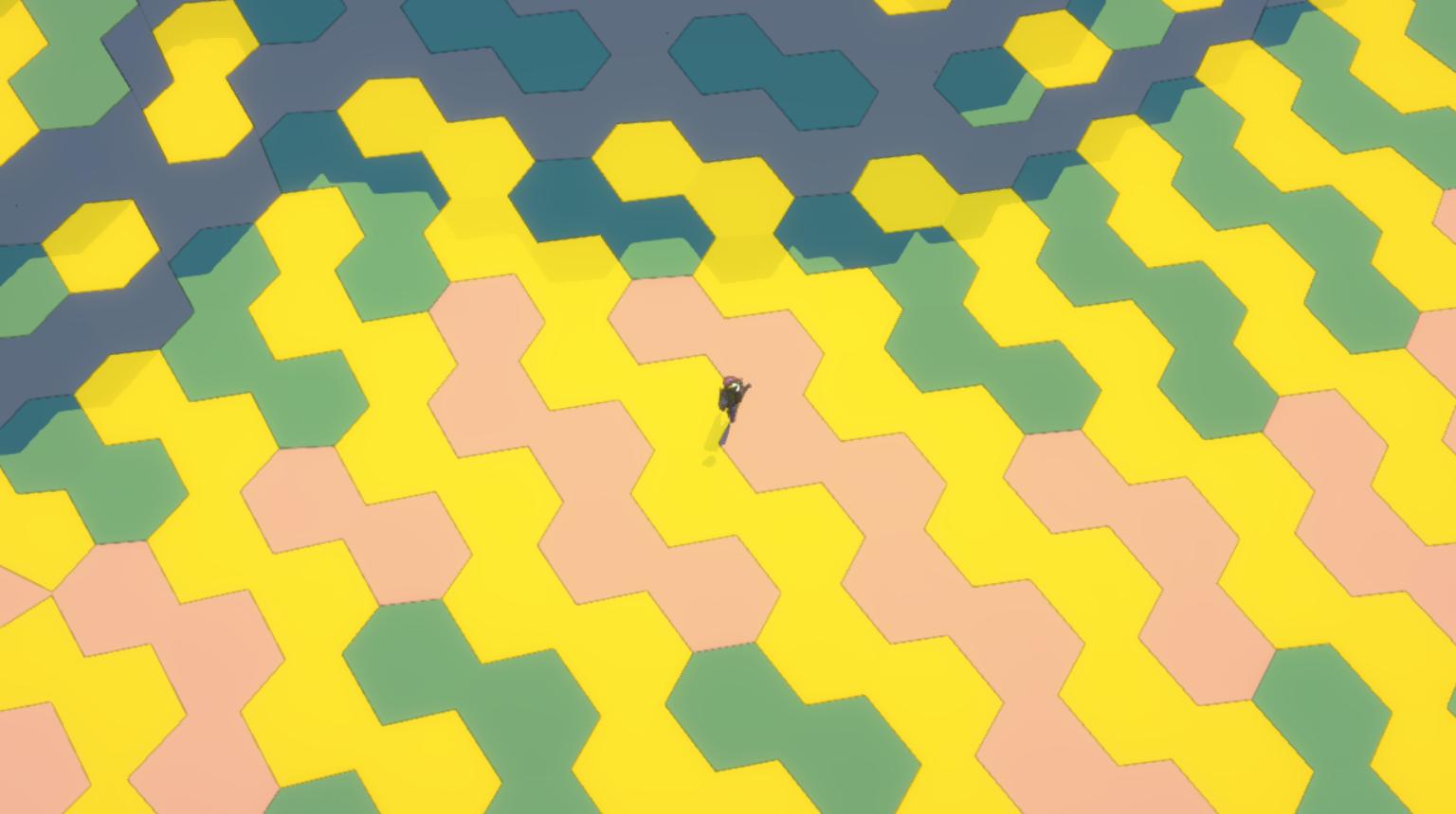 Ludomotion - Dev Blog - Tiles to Curves